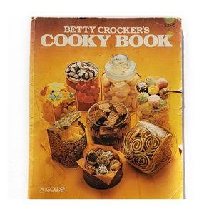 Vintage Betty Crocker Cookie Book 1978